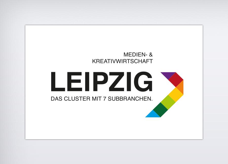 Logo Medien- & Kreativwirtschaft Leipzig