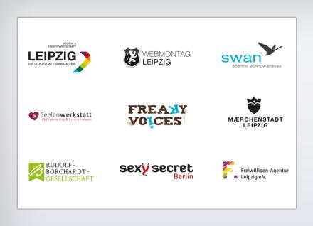 Logo-Design (Diverse)