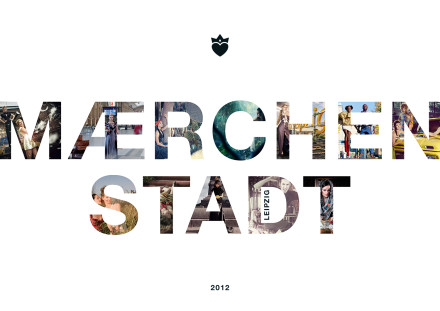 Kalender (CD, Gestaltung): Maerchenstadt Leipzig