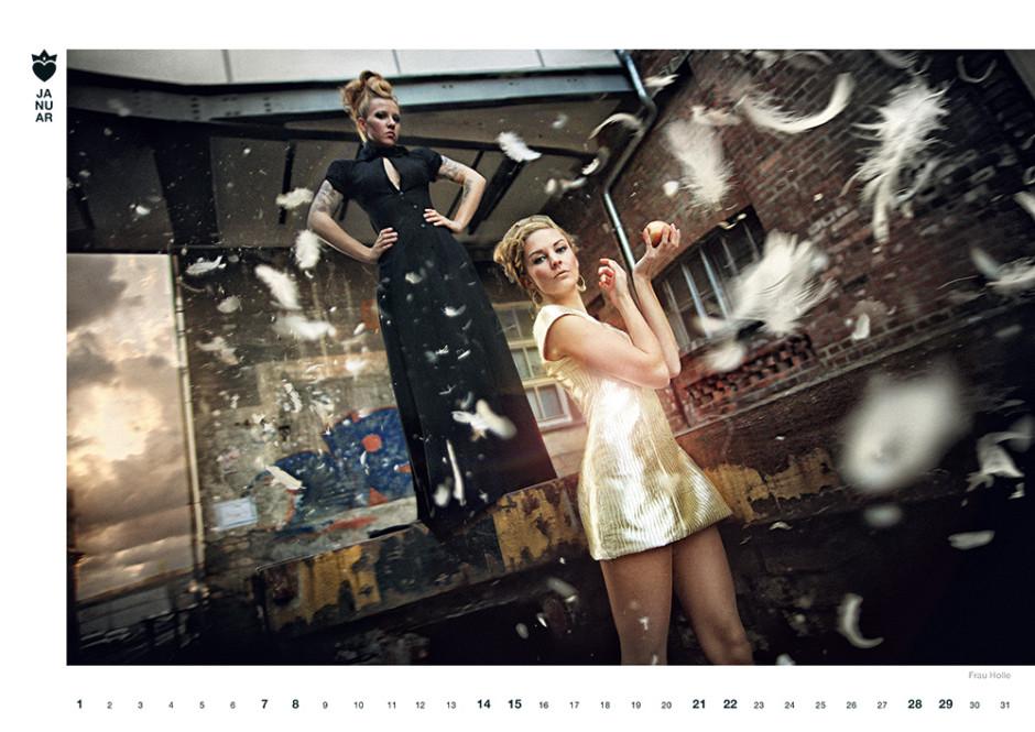 Kalender Maerchenstadt Leipzig | Fotograf Tom Thiele