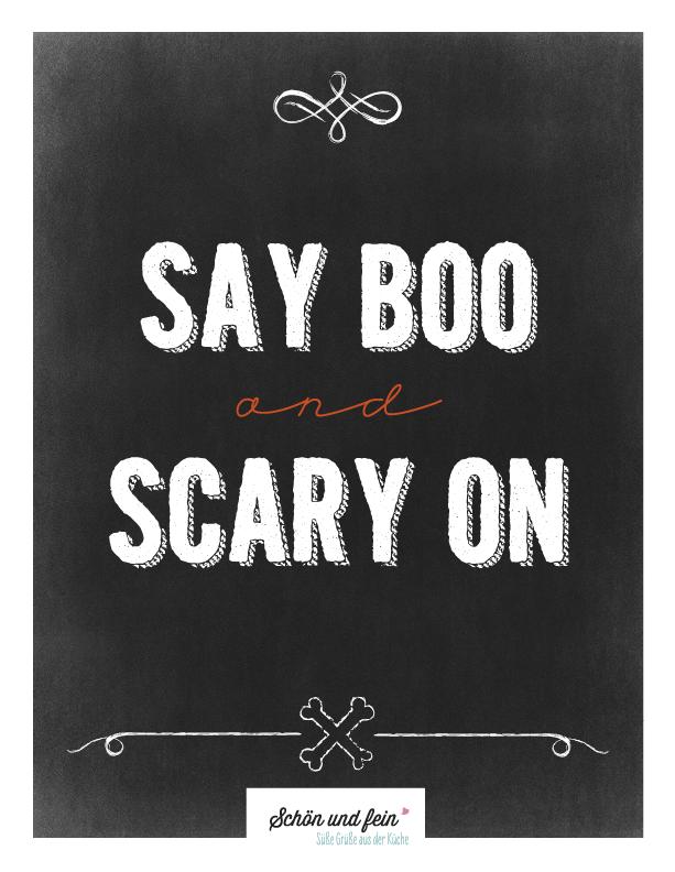 Printables Halloween 2013
