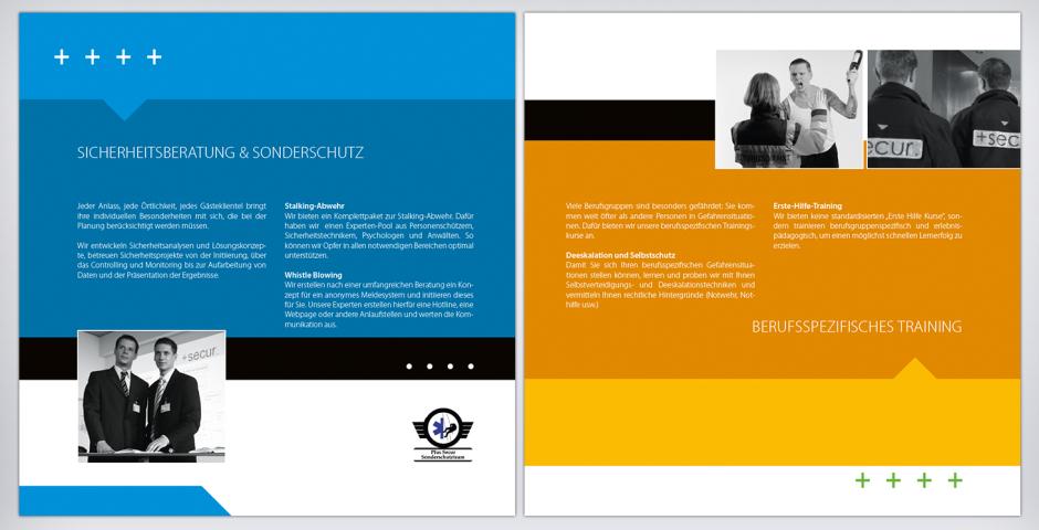 Broschüre +secur