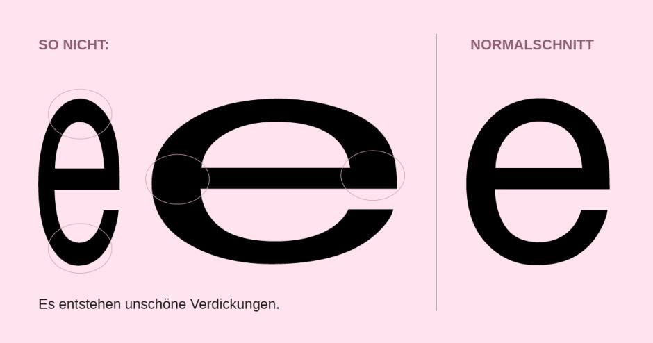 Handlettering Typografie Zerren Strauchen
